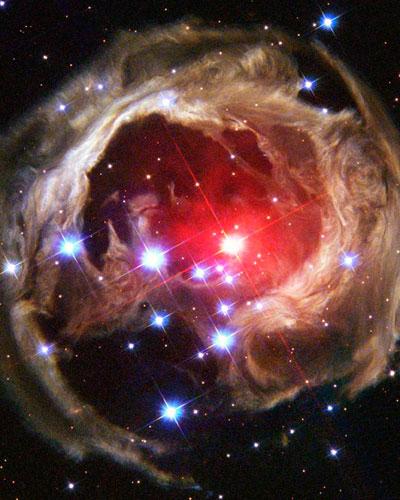 Estrela mais brilhante da Via Láctea