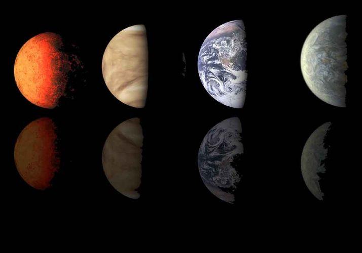 Planetas como a Terra