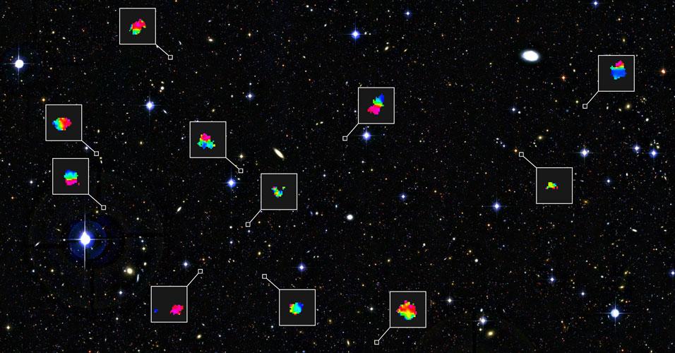 Galáxias canibais