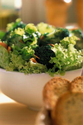 Fuja do couvert e vá para a salada