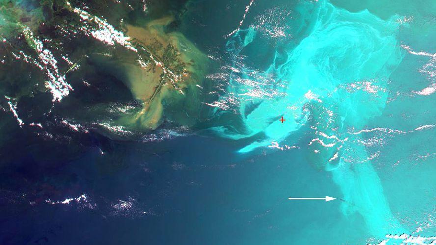 Nasa mostra imagens de desastres naturais e ambientais for Mostra nasa