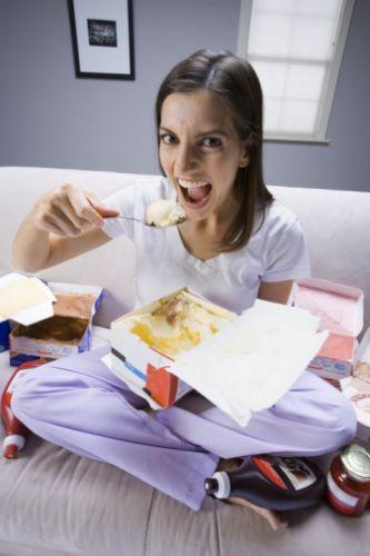Compulsão por alimentos calóricos é igual a vício em cocaína