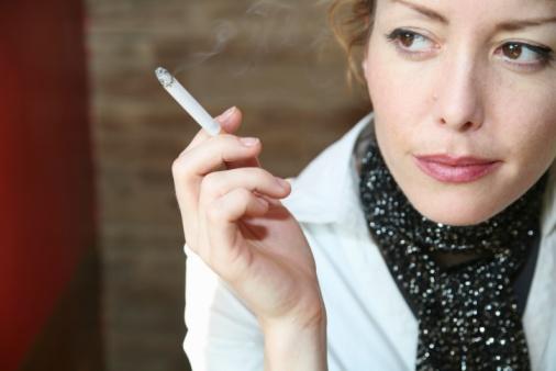 Fumar aumenta o peso
