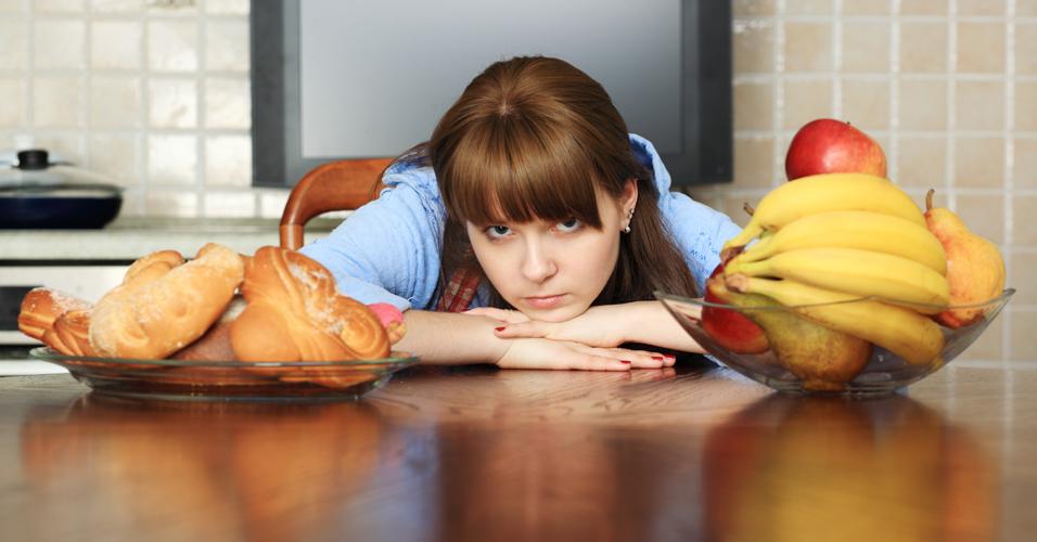 Pensar na saúde antes de comer emagrece