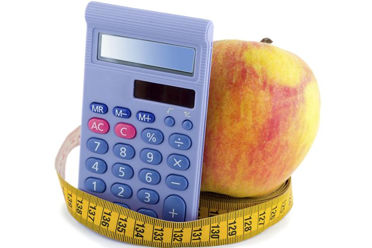 Cálculo de calorias deve levar em conta peso e bioritmo