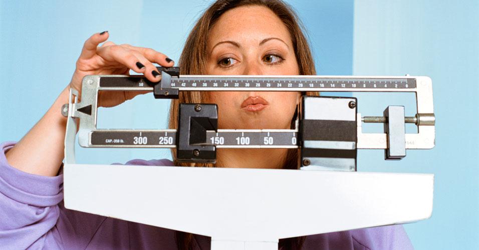 Reduza calorias