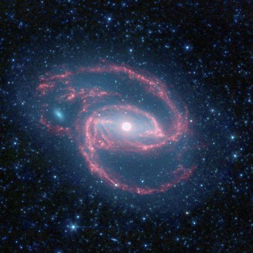 Olho na galáxia