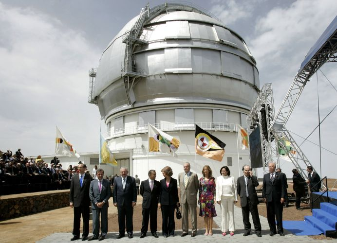Telescópio espanhol