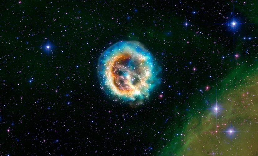Restos de supernova