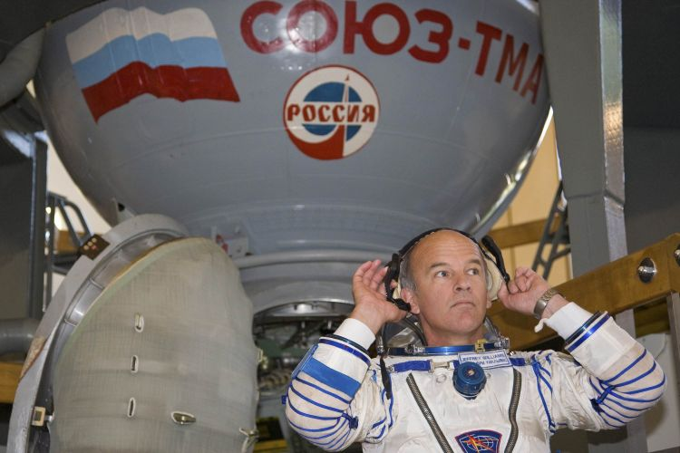 Treino na Rússia