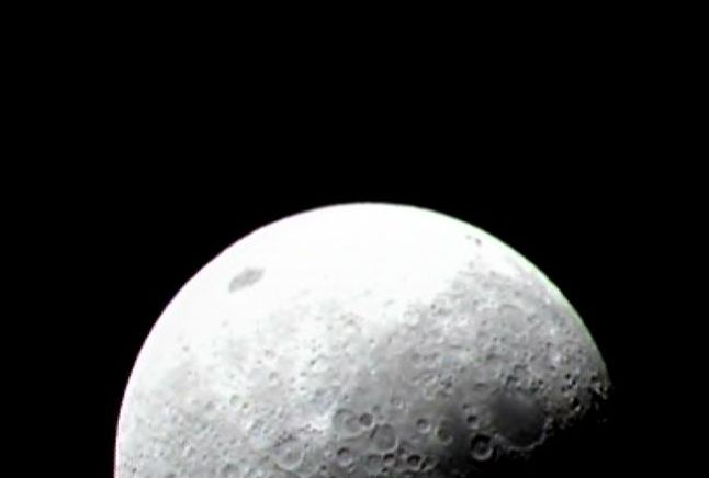 Sondas chegam à Lua