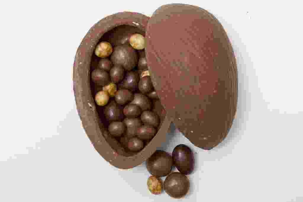 Ovo de chocolate Páscoa - Henrique Manreza/Folha Imagem