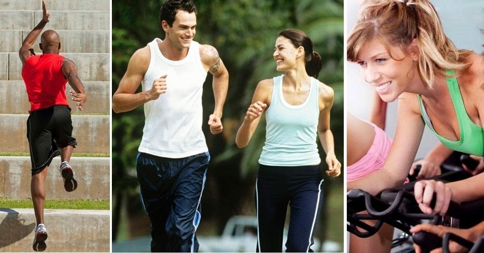 Exercícios do que mais queima caloria ao que menos gasta