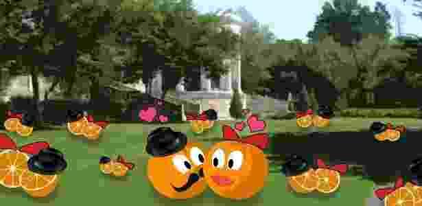 """""""Não gosto nada da metáfora da metade da laranja, isso é bem patológico. Somos uma laranjinha inteira, e o outro também é"""", diz psicóloga - Arte UOL"""