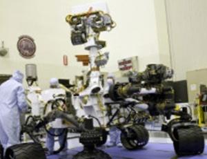 Missão Mars Science Laboratory está prevista para ser lançada neste sábado