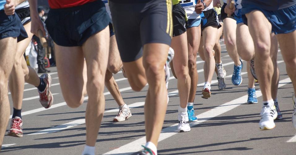 corrida, corrida de rua, maratona
