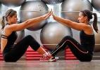 Treinar em dupla ajuda afastar o desânimo