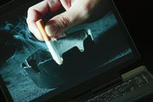 A dieta ajuda a limitar os danos causados pelo fumo até que a pessoa consiga largar o vício